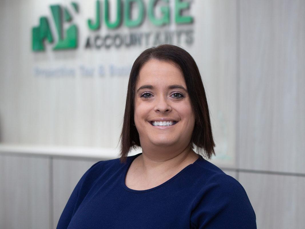 Gabby Benkovich Director at Judge Accountants