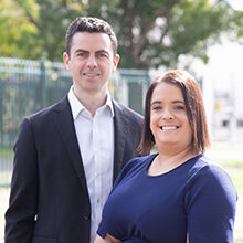 Penrith Accountants: Barclay Judge and Gabby Benkovich