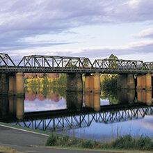 Victoria Bridge Nepean River Penrith