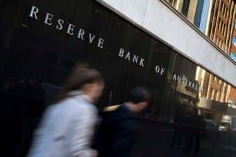 Reserve bank of Australia Updates